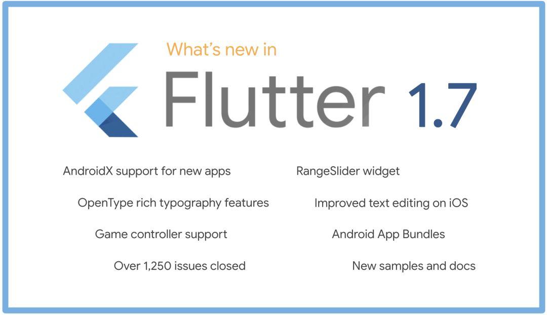 Flutter 1 7 来了,看看有什么新变化- Flutter - Angular 教程网